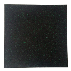 EPDM Rubber Mat Cheap Price Durable Fitness Gym Rubber Flooring 15mm
