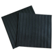 Vibration insulation rubber pad 2 layers esd mat outdoor waterproof rubber sheet