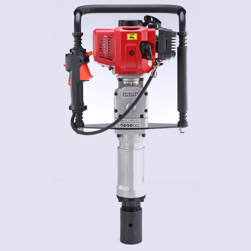 Hot Sale Small Pile Driving Machine