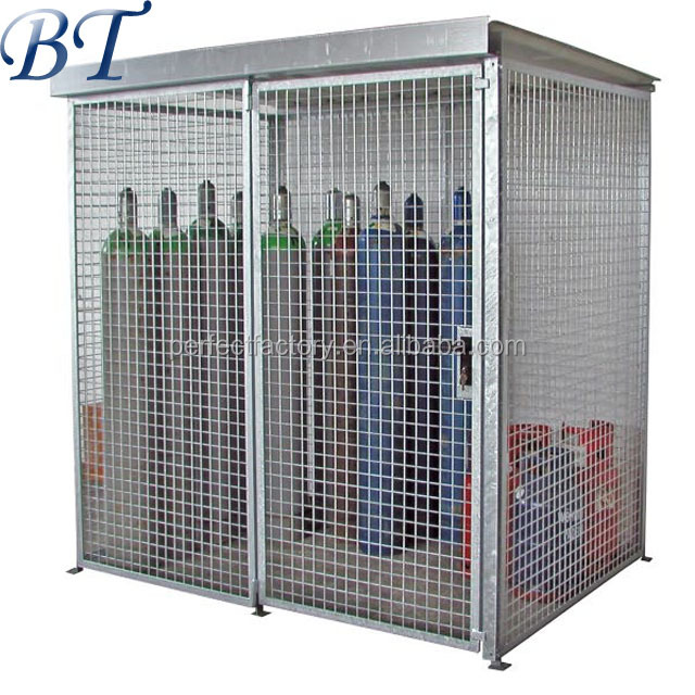 Perfect Steel Storage Cages, Steel Storage Cages Suppliers And Manufacturers At  Alibaba.com