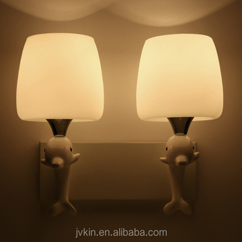 Modern Sederhana Kreatif Lampu Samping Tempat Tidur Dinding R Ruang Balkon Lorong Tangga