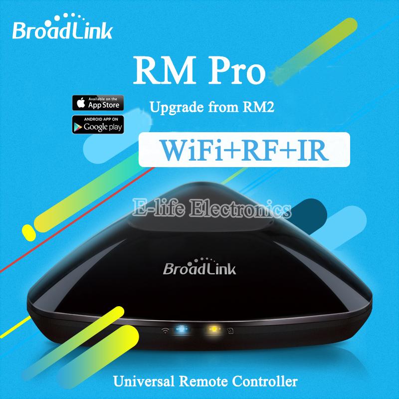 Original Broadlink RM2 RM PRO Universal Intelligent Remote