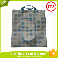 CE approved China supplies Funny New non woven folding shopping bag