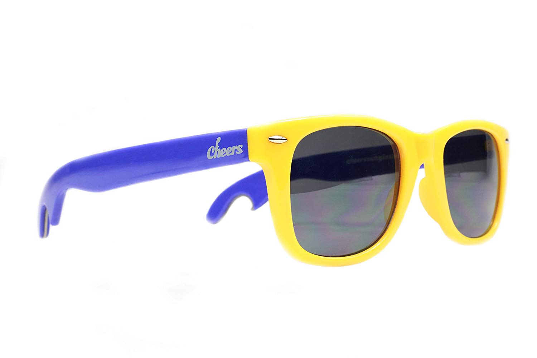 Siskiyou NCAA Unisex NCAA Beachfarer Sunglasses