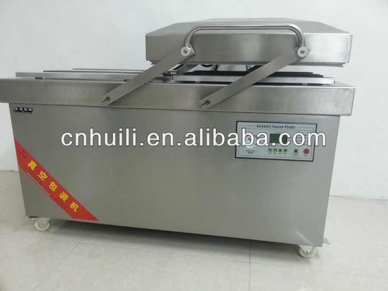 flat chamber <strong>vacuum</strong> packing machine DZP(Q)-600/2SB; dates <strong>vacuum</strong> packing machine
