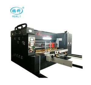 automatic corrugated carton pizza box making machine prices