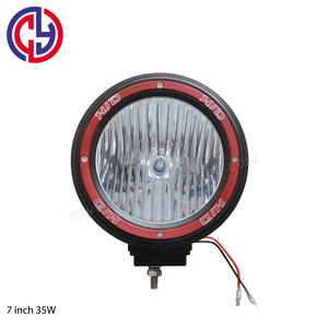 7inch 35W 12V flood Spot 4x4 HID offroad working lamp