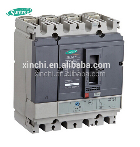 Top quality nsx 250n 690V 50/60Hz 3p mccb molded case circuit breaker