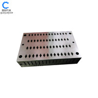 Tool of PA66 heat insulation bar extruder extruded PA plastic profile extrusion mold for Strip extruding aluminum