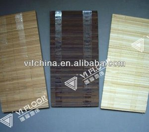 Beautiful Bamboo Floor Tile