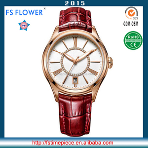FS FLOWER - Sapphire Crystal Classic London Men's Quartz Watches High Quality Good Prices