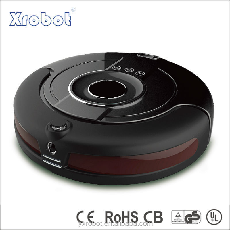 Featured Multifunctional Robot Vacuum Cleaner with camera, remote monitoring, automatic recharge, UV germicidal(C9)