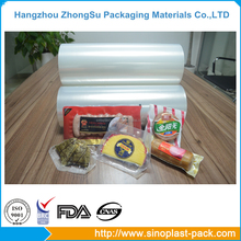 high barrier food grade plastic cover stretch roll film