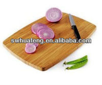 "2017 Newest 14""*10"" eco-friendly bamboo chopping board for vegetable"