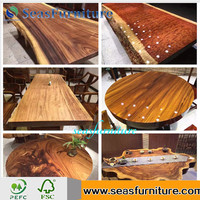 Factory Supplier reclaimed oak wood dining table for wholesale