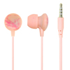 Macaron Hey Day Headphone Headless Hot New Design Luxury Red Colour Earphone