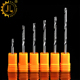 Acrylic Engraving Bits lowes and cnc Carbide solid end mill milling cutter cutting tools