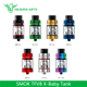 100% Authentic 0.4ohm Q2 coil E cig vaporizer 4ml/ 2ml SMOK TFV8 X-Baby