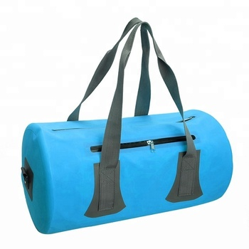 Customized Logo 500D PVC Waterproof Carry Handles for Swimming and camping