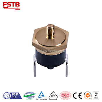 KSD301 LC Screw Type Temperature Sensor Automatic Switches For Coffee Maker  Parts