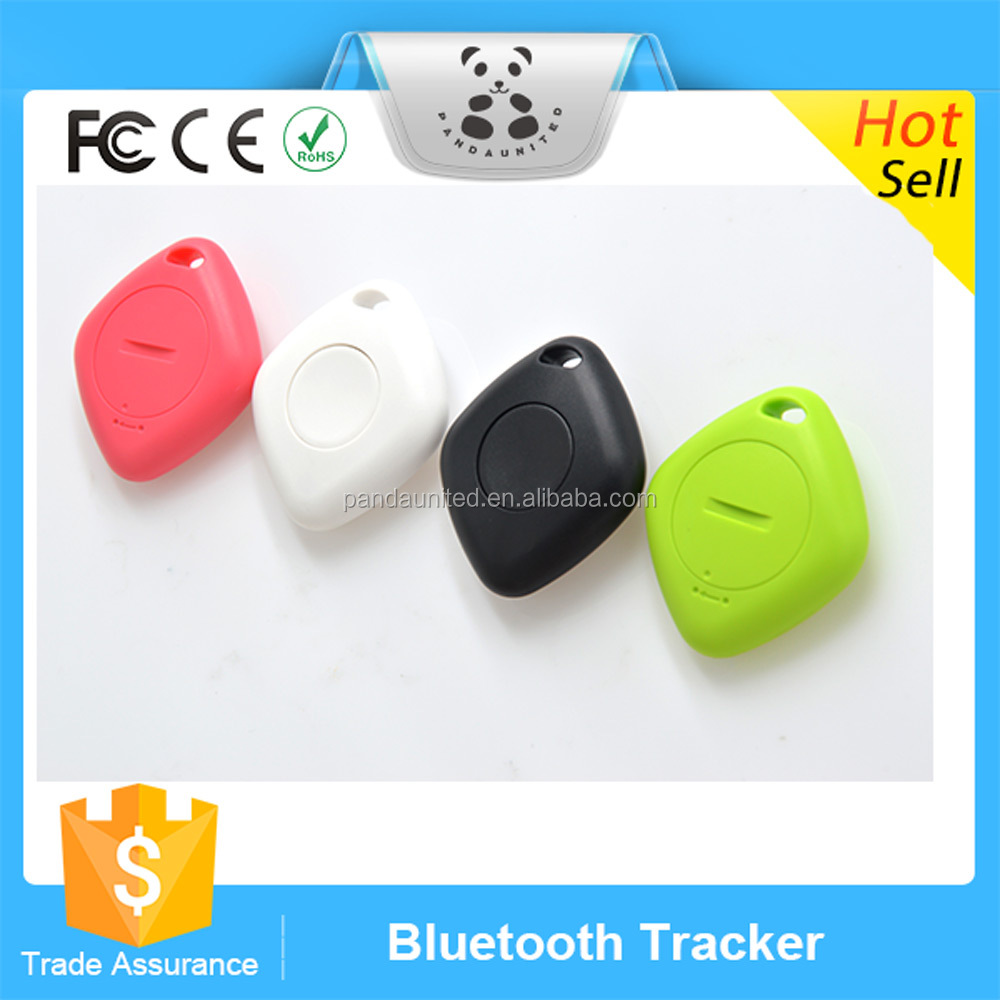 Promotional Logo Printed button key chain finder for hospital