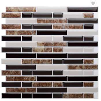 Kitchen Backsplash Wall Tiles  Premium Anti Mold Peel and Stick Wall Tile for home decoration