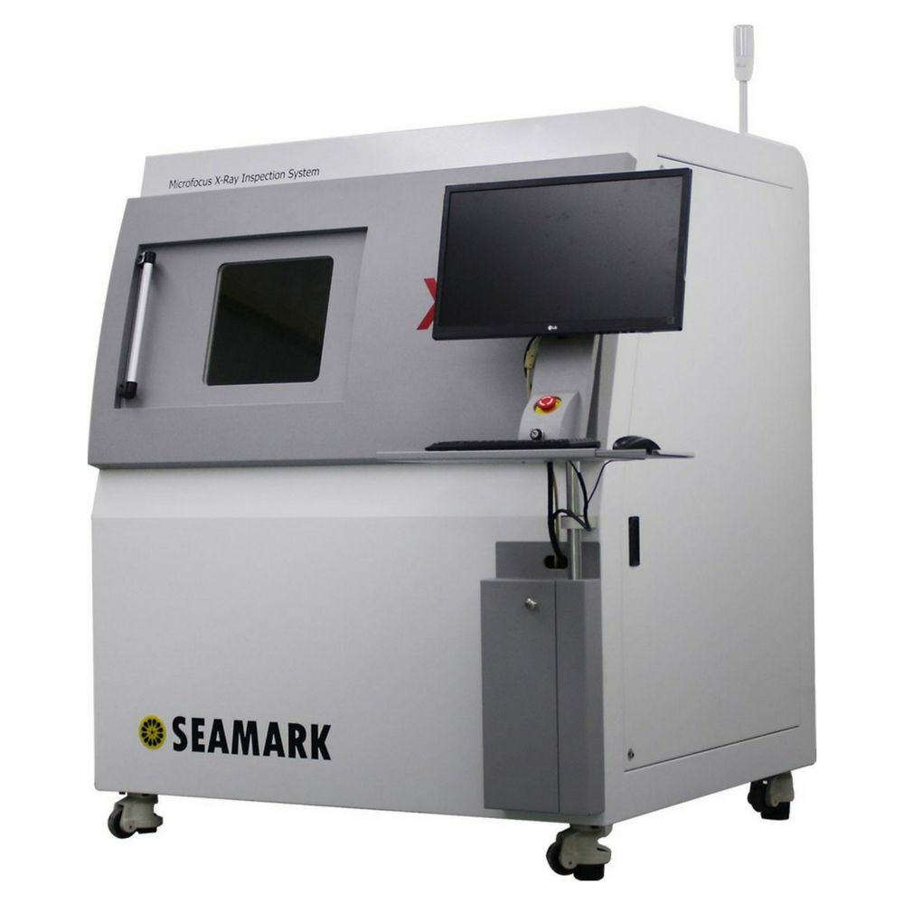 X-Ray electronics Inspection BGA rework performace detect Machine for PCB X-Ray imaging system