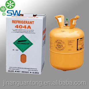 R-404a Refrigerant Gas For Air Condition - Buy R-404a Refrigerant Gas,404  Refrigerant Gas For Air Condition,10 9kg R404a Cylinder Product on