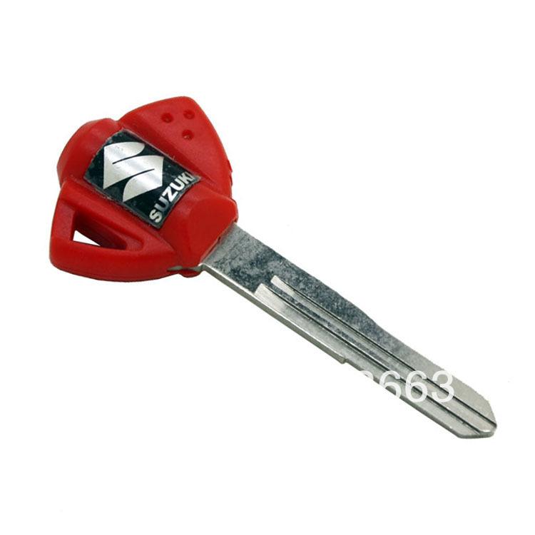 Мотоцикл ключ подходит Suzuki GSR400 GSR600 GSXR600 GSXR750 GSXR1000 заготовки