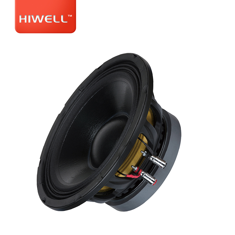 10inch midrange speaker with 2.5inch coil pa type