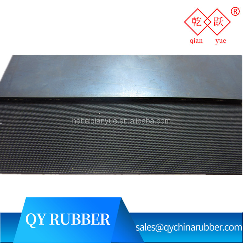 china manufacturer textured or smooth Cr Rubber Sheet in roll