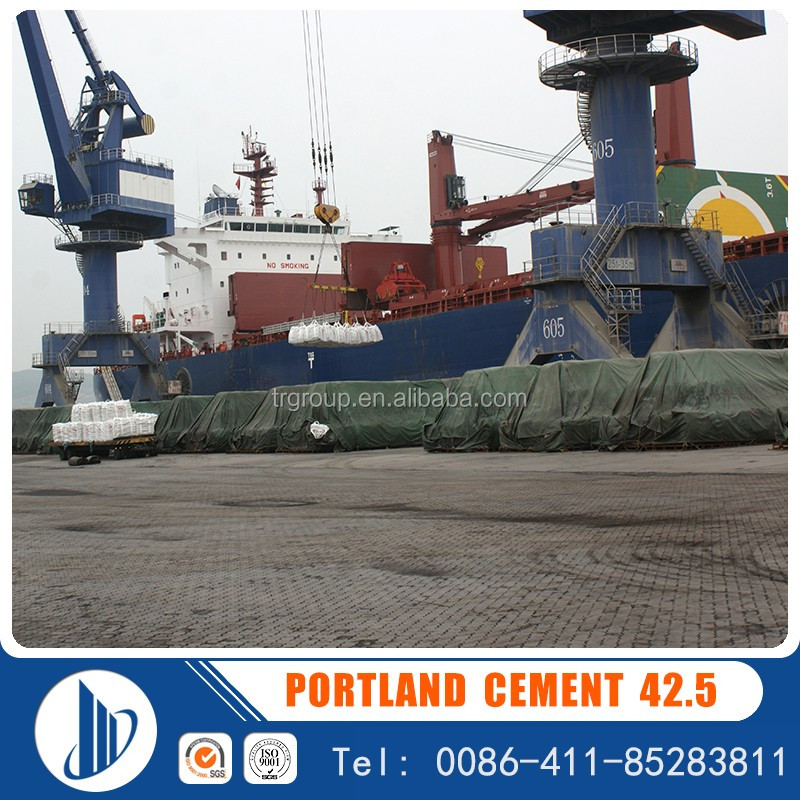 construction materials manufacture of portland cement