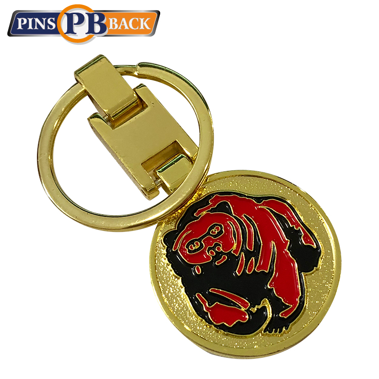 Hot sale modern custom logo keychains keychain for children boy