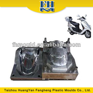 plastic electric car shell parts injection molding