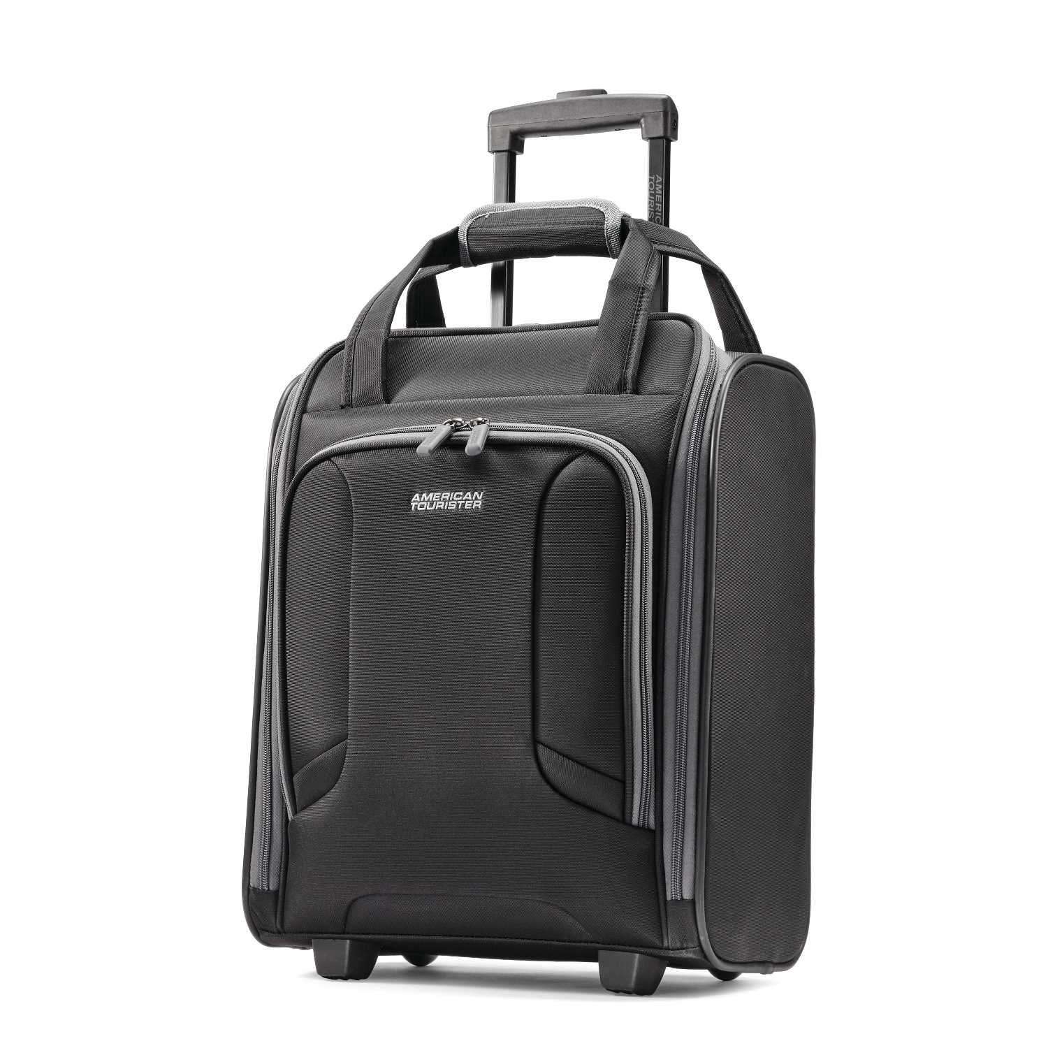 e35fe0688c Get Quotations · American Tourister Rolling Travel Tote