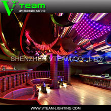 alibaba cn com Vteam Flexible soft full color LED curtain screen soft led video curtain