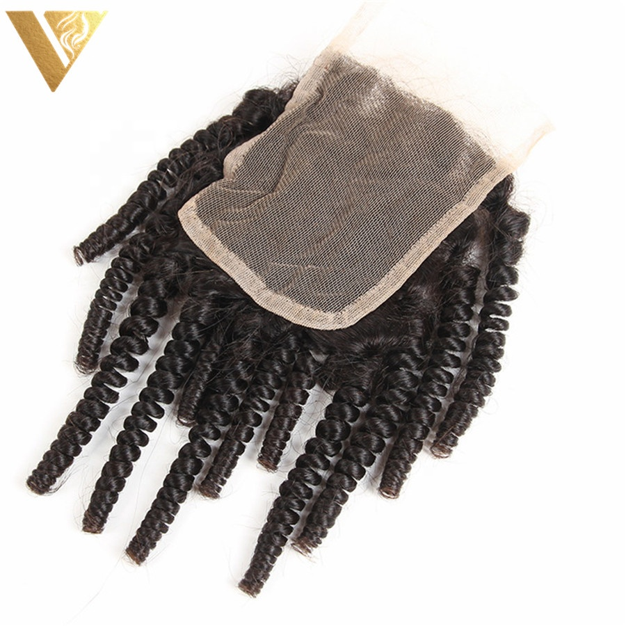 Charmante 8a grade virgin brazilian hair, virgin haar 4x4 vetersluiting, originele braziliaanse