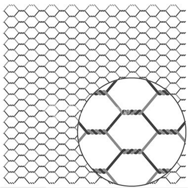 high quality galvanized hexagonal <strong>chicken</strong> wire mesh