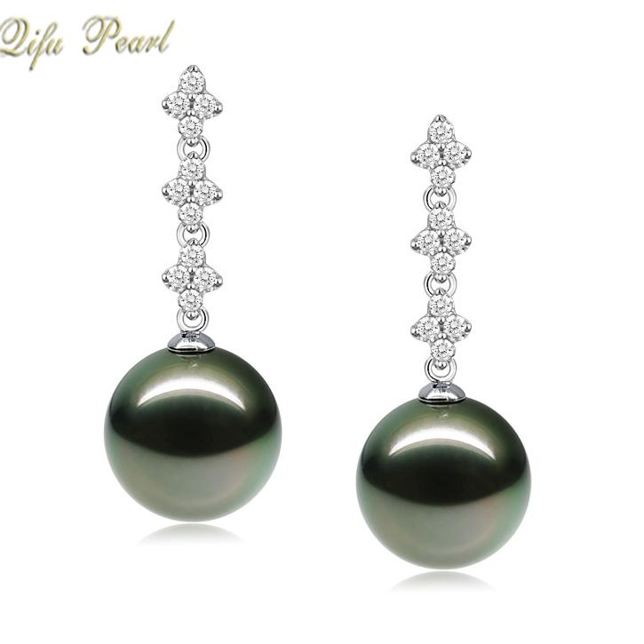 18k White Gold Fashion Pearl Earring