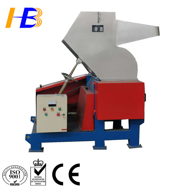 Recycle plastic crusher blades