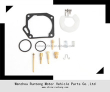 Qingqi Geely 50cc Scooter Carburetor Carb 2 Stroke NEW repair kits needle valve