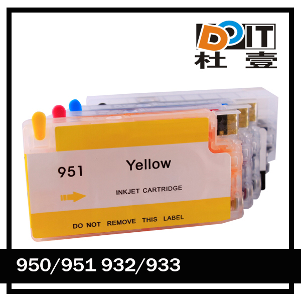 wholesale high quality for HP 950 932 933 951 refill ink cartridge