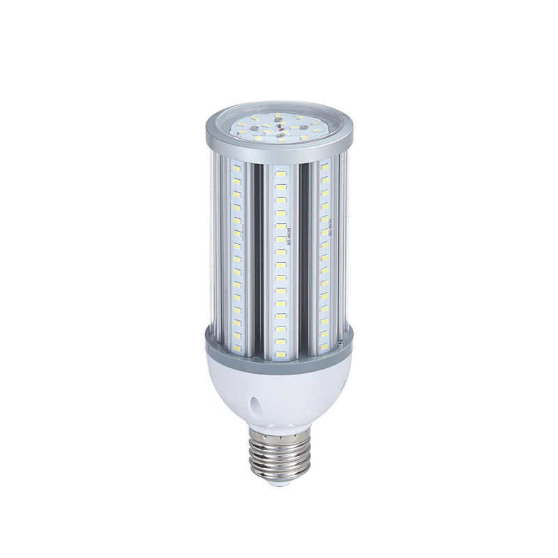 Hot sale E27 base LED corn bulb 27W , LED corn lamp with aluminum