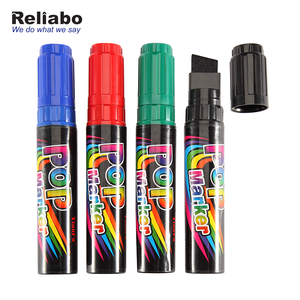 Reliabo Super September China Stationary High Quality Colorful Pop Poster Permanent Markers