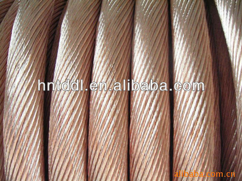 Hard-drawn Copper Wire/strand - Buy Wire,Copper Conductor,Copper ...
