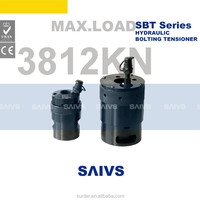 accurate and reliable hydraulic bolt tensioner