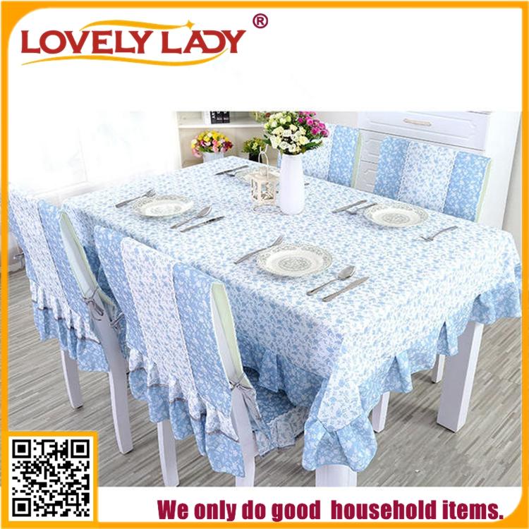 algodn mantel cubierta de tabla para el restaurante del banquete de boda
