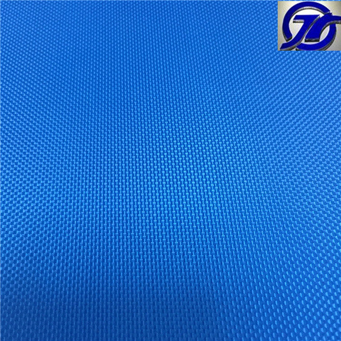 1680d single yar polyester outdoor pvc coated fabric for laptop backpack