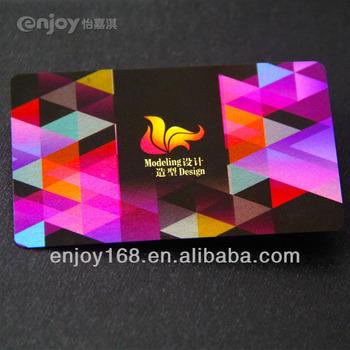 Holographic business cards holographic pvc cards buy holographic holographic business cards holographic pvc cards colourmoves