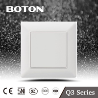 Blank PLate Nice Looking Interior Decoration Wall Switch